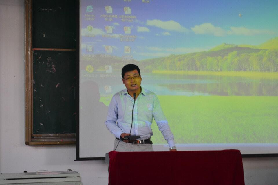 经济管理系举办大学生创业设计大赛